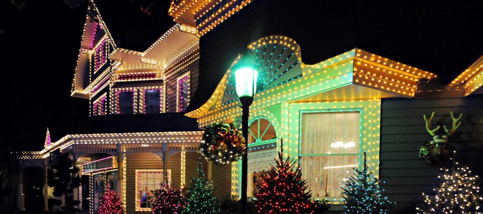 Christmas Lights Installation Springfield Mo Gabris