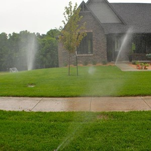 Lawn Sprinkler System Service Springfield MO