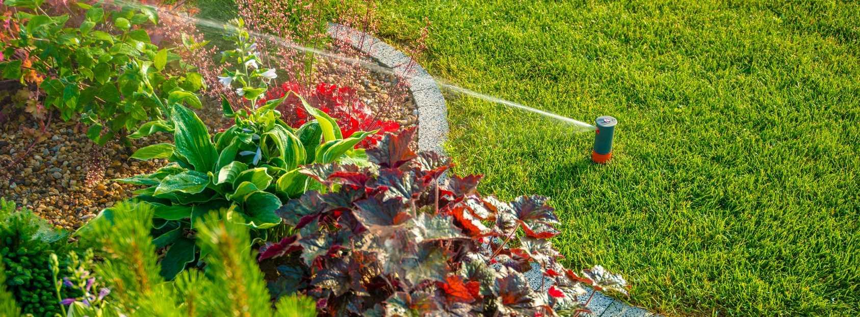 Lawn Sprinkler Design Springfield MO