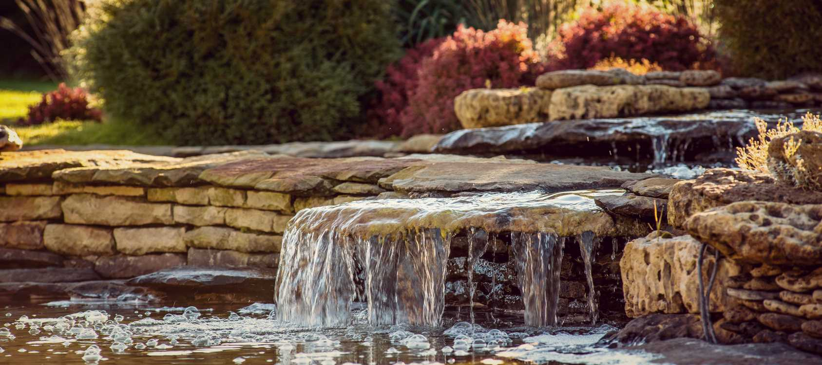 Spice Up Your Landscaping with Water Features Springfield MO